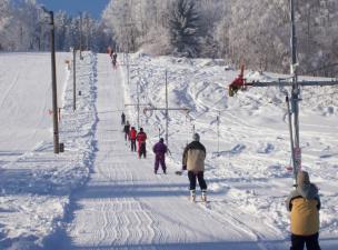 Skiareál Kozí Pláň