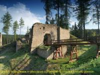 Nové hradní muzeum na Pořešíně