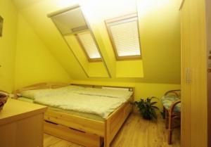 třetí ložnice, 2 lůžka (manželské dvoulůžko)