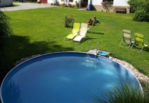 Bazén s klouzačkou